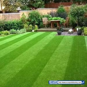 China 20mm Monofilament Fake Artificial Grass Synthetic Lawn Turf on sale