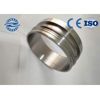 China Sealing Face Long Weld Neck Flange Female Connection Forged Steel Flanges on sale