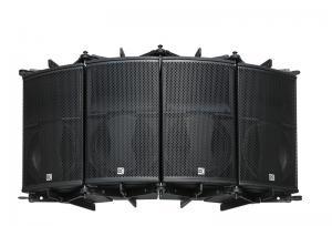 China karaoke professional line array speaker cabinet+sound system on sale