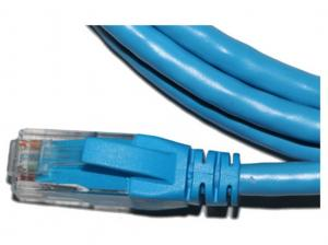 China RJ45 LAN Cable Ethernet Patch Cables Un-shielded Category 6 - 2m Patch Leads on sale