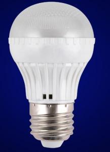 China 3W LED Light Bulbs E27 White Lamp with CE RoHS on sale