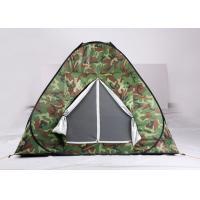Outdoor Lightweight Camping Tent Rentals , Waterproof Sleeping Two Man Tent