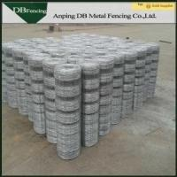 High Tensile Farm Hinge Joint Field Fence With Hot Dipped Galvanized Treatment