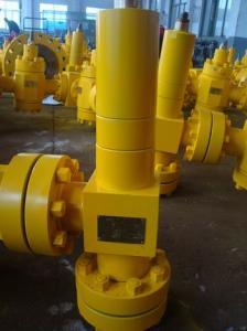China Manual choke valve on sale
