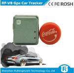 Cheap coin size mini bicycle car gps vehicle tracker reachfar rf-v8