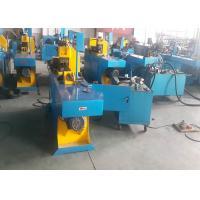 China Machine à cintrer froide hydraulique 195º de feuillard d'approbation d'OIN pour des tubes de chaudière on sale