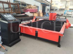 China 63 / 100 / 160 / 200A CNC Plasma Metal Cutting Machine for cutting thick metal on sale