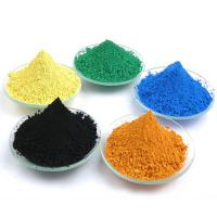 China Ferric Oxide/Iron Oxide Red/Yellow/Black/Blue/Green Pigment on sale