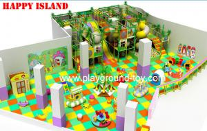 China Indoor Toddler Playground Equipment Can Be Design To Your Irregular Area on sale