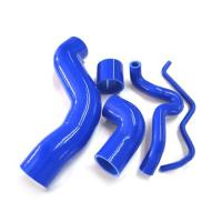 China HPS Red ,blue ,E36 M3 Silicone Radiator + Heater Hose Kit Coolant OEM 57-1488-RED on sale