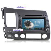 Android 4.0 Autoradio Honda Sat Nav DVD 8