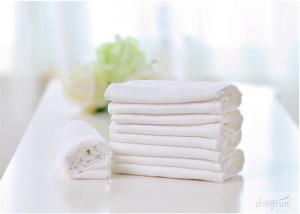 China Pure Double Weave Washable Cloth Diapers , Natural Newborn Cloth Diapers on sale