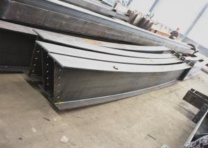 Quality Sydney Theatre Architectural Structural Steel Q345b Curved Steel Beam for sale