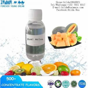 China Artificial Concentrated Tropical Fruit Essence Flavors for E-Juice/Vape Oil on sale