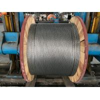 China Corrosion Resistance EHS Galvanized Guy Wire 3 8 Inch ASTM A 475 Packed 5000 Ft/Drum on sale