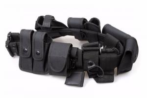 China Quick Release Durable Security Guard Duty Belt Adjusted From 35 To 54 on sale
