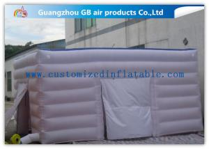 China Commercial Square Concert Tent Inflatable Air Tent for Outdoor Trade Show Displays on sale