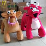Hansel fairground ride from china and hansel tech ride on animal unicorn with park amusements rides made in china