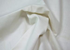 China Fine Plain Weave Cotton Fabric Excellent Color Fastness 60 X 60 Density on sale