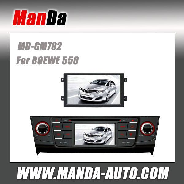 Manda Car Dvd Gps For Roewe 550 Mg 6 Car Dvd Player With