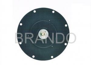 China CA / RCA76T 3 Inch Goyen Pneumatic Valve Diaphragm , Black EPDM Diaphragm on sale