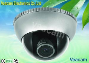 China 4 - 9mm Manual Zoom Lens Vandal Proof Dome Camera with Auto White Balance on sale