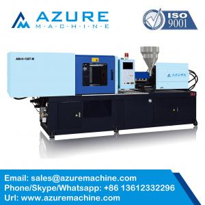 China Mixed Double Color Injection Molding Machine 138T , 18KW , Low Noise , Plastic Injection Molding Machine on sale