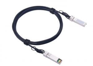 China 3m Copper Twinax Direct Attach Cable / 10Gbps SFP Passive Copper Cable on sale
