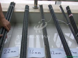 China El rebar del basalto/los rebars del frp del basalto del rebar/de la fibra de vidrio del basalto/el epóxido de la fibra del basalto cubrieron el rebar on sale