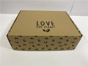 China Heat Protection Cardboard Shoe Boxes For Men Women Children UV Coating on sale