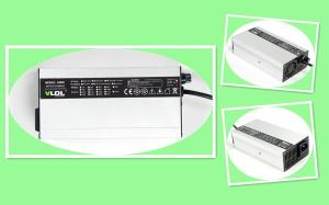 China 12V 14V 10Amps LiFePO4 Lithium Battery Charger Automatic And Smart Charging on sale