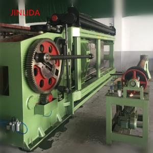 China Low Noise Fully Automatic Gabion Mesh Machine With 60x80mm,80x100mm,100x120mm Mesh Hole on sale
