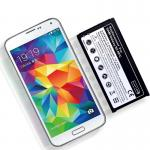 Brand New Samsung Phone Battery Galaxy S5 Replacement Dual IC Protection PCM Board