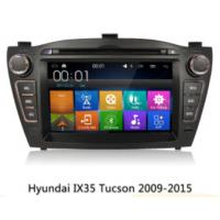 China Double Din Android Car GPS Navigation System With Canbus for Hyundai Tucson 2009-2015/IX35 on sale