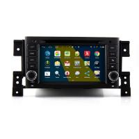 "7""2DIN HD android car dvd android 4.4.4 HD 1024*600 car DVD GPS for SUZUKI GRAND VITARA with WiFi Mirror link"