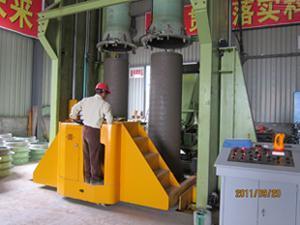 China Double Pipe Automatic Core Vibration Concrete Pipe Making Machine on sale