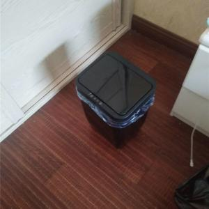 China Dustproof Automatic Lid Garbage Can 100% Hands Free Operation With Long Using Life on sale
