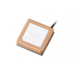China 1575.42±3MHz RHCP 5dbi passive or active 25x25x4 Internal GPS Antenna, U.FL Connector (LPIG0901) on sale