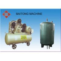 High Pressure Air Compressor , Oilless Pison Belt - Driven Portable Air Compressors