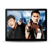 15.6 Inch Wall Mount Digital Signage High Definition LCD Advertising Screen Player
