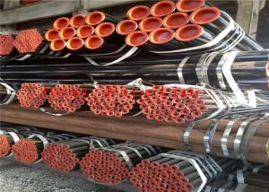China B392 EN P235GH Square Seamless Steel Pipe , Nominal Bore NB Sizes CS Seamless Pipe on sale
