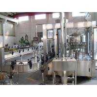 Mineral Water / Clean Automatic Water Filling Machine , Volumetric Filling Machinery CE ISO