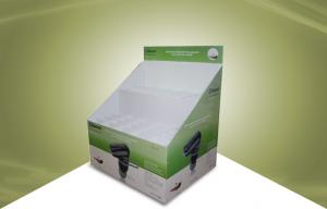 China POP POS Cardboard Pallet Display Box Countertop for Electronic Products on sale