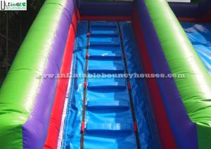 China Commercial grade front load inflatable slide for kids fun outdoor parties on sale