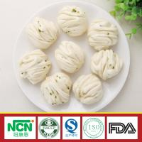 new product 2014 steamed flower roll with spring onion