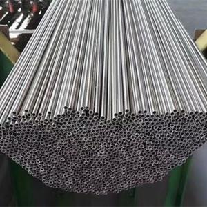 China ASTM B338 Gr2 Titanium Alloy Tube Seamless For Heat Exchanger on sale