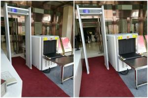 China 30mm Steel Penetration X Ray Parcel Scanner Machine on sale