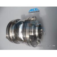 Stainless Steel Sanitary Welded Check Valve Union Type Food Grade Check Valve Grade Clamped Check Valve