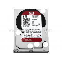 Western Digital 6TB RED NAS RAID WD Hard Drive SATA 6 Gb/s 64MB WD60EFRX 6 TB