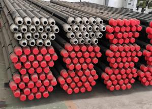 China Quarry H19x108mm 1 19/64'' Water Well Drill Pipe on sale